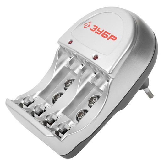 Фото - Зарядное устройство ЗУБР 59233-4 зарядное