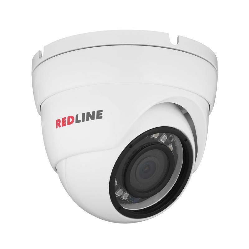 Камера видеонаблюдения Redline Rl-ip22p-s