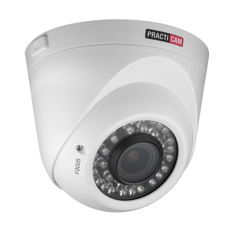 Камера видеонаблюдения Practicam Practicampt-mhd5m-c-v