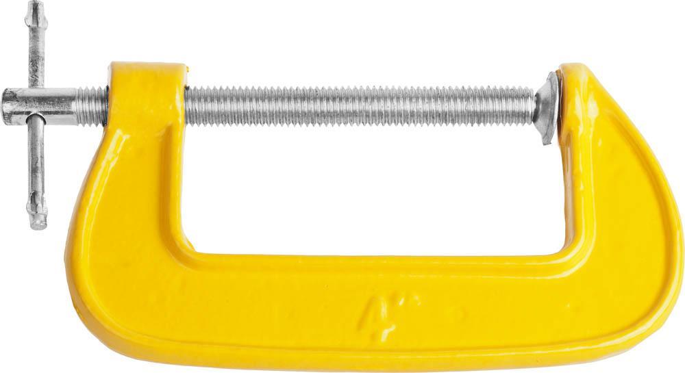 Струбцина Stayer 3215-100_z01 струбцина stanley 3215 050 g образная 50мм