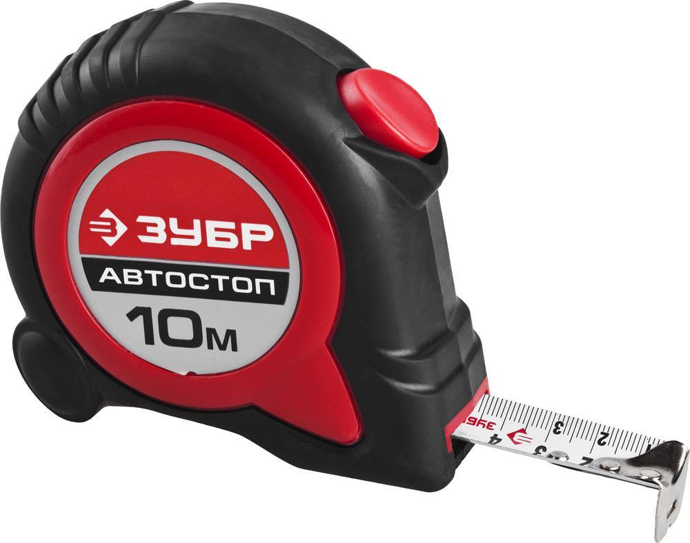 Рулетка ЗУБР 34052-10-25 МАСТЕР цена