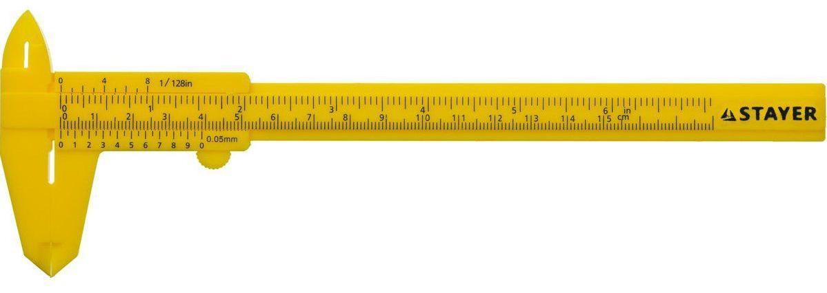 Штангенциркуль Stayer 3440_z01 standard
