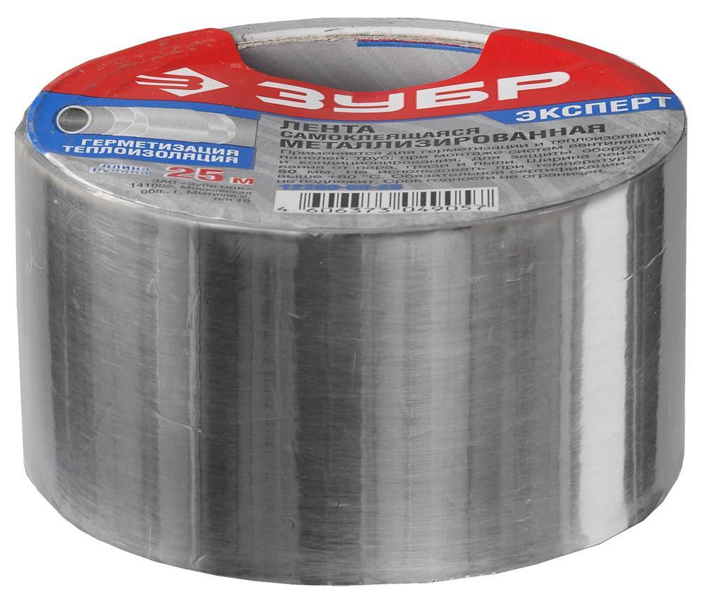 Лента металлизированная ЗУБР 12260-50-50