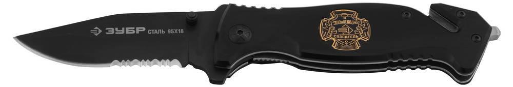 Нож ЗУБР 47707_z01 ЭКСПЕРТ нож строительный со сменными лезвиями зубр эксперт 09167 z01