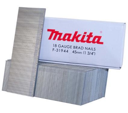 Гвозди для степлера MAKITA F-31944 38 1.2 х 5000 шт.