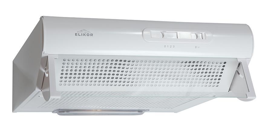 Вытяжка Elikor Davoline 60П-290-П3Л белый