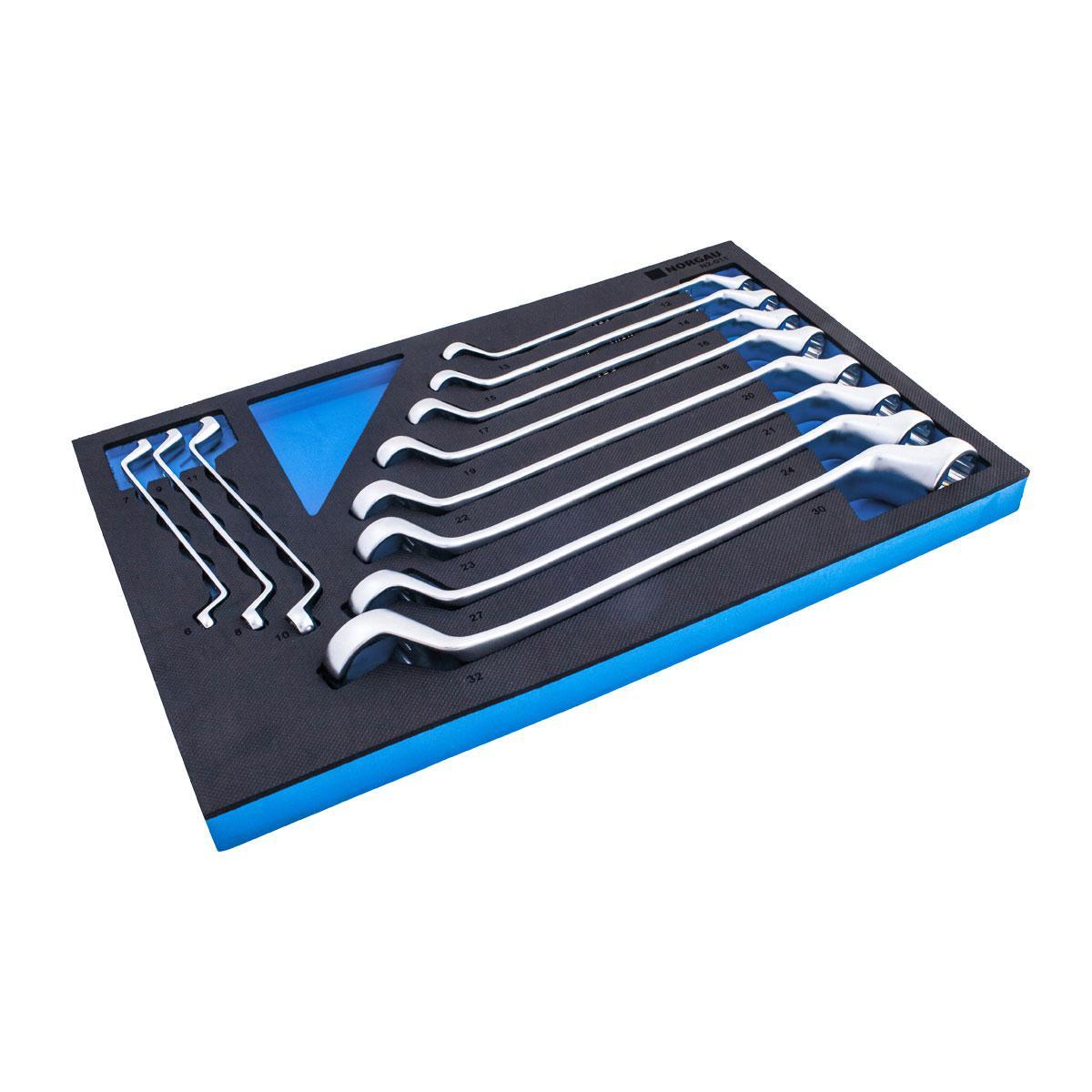 Купить со скидкой Набор ключей Norgau N2-011 (060307811)