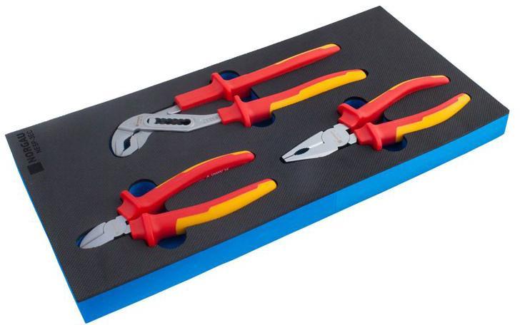 Набор инструментов Norgau Nesp-3ec (067401003) цена