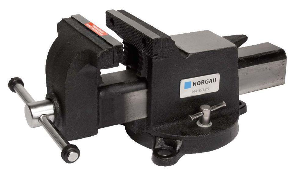 Тиски Norgau N410-200 (073004200)