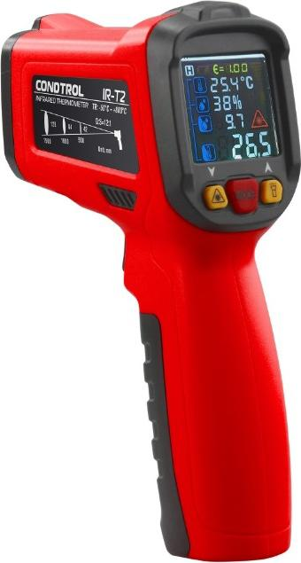 Пирометр (термодетектор) Condtrol Ir-t2 new 3-16-042