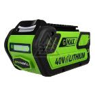 Аккумулятор GREENWORKS G40B6 (2923307)
