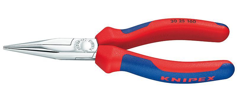 Утконосы Knipex Kn-3025160 длинногубцы с резцом knipex kn 2625200