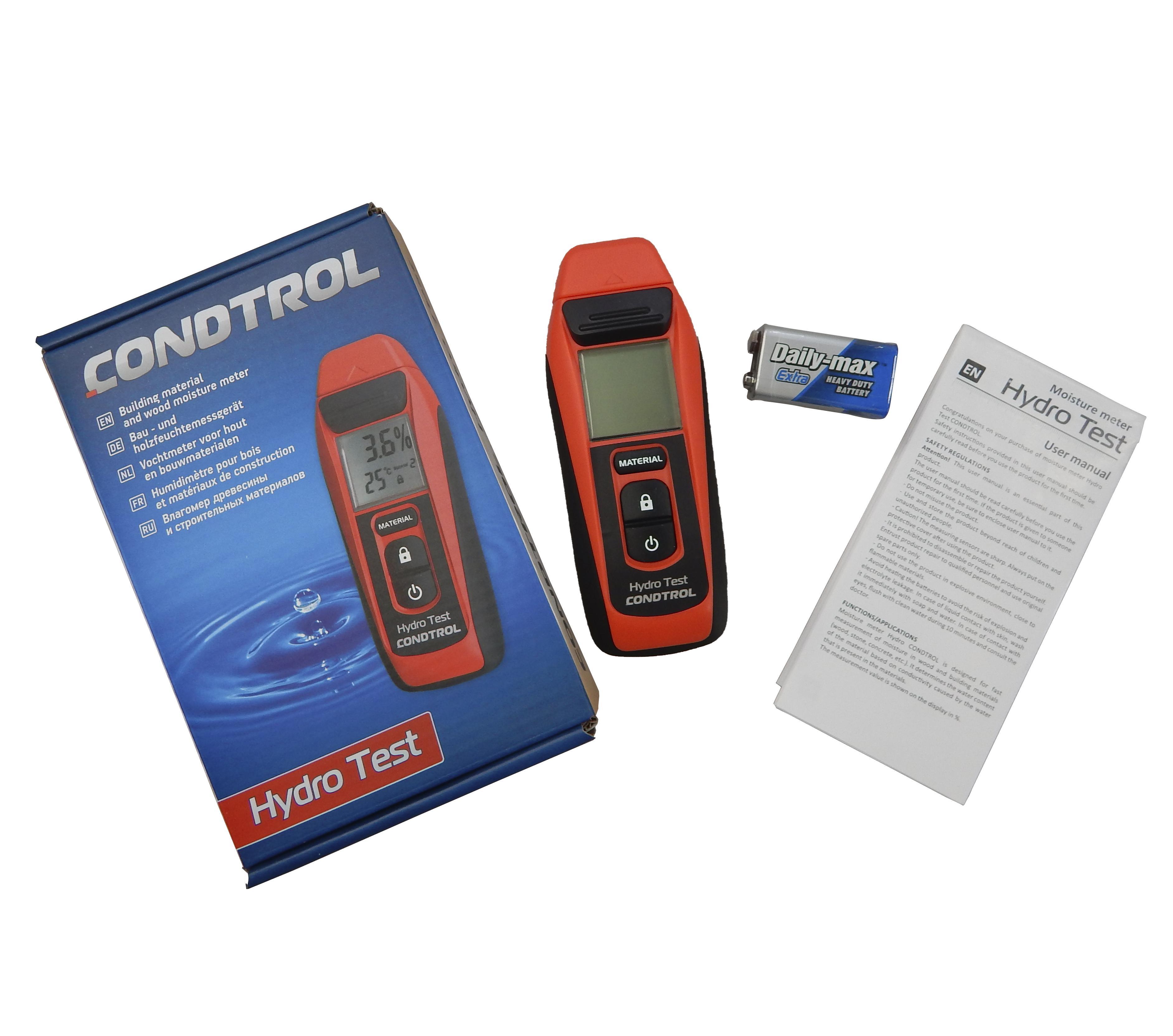 Влагомер Condtrol Hydro-test