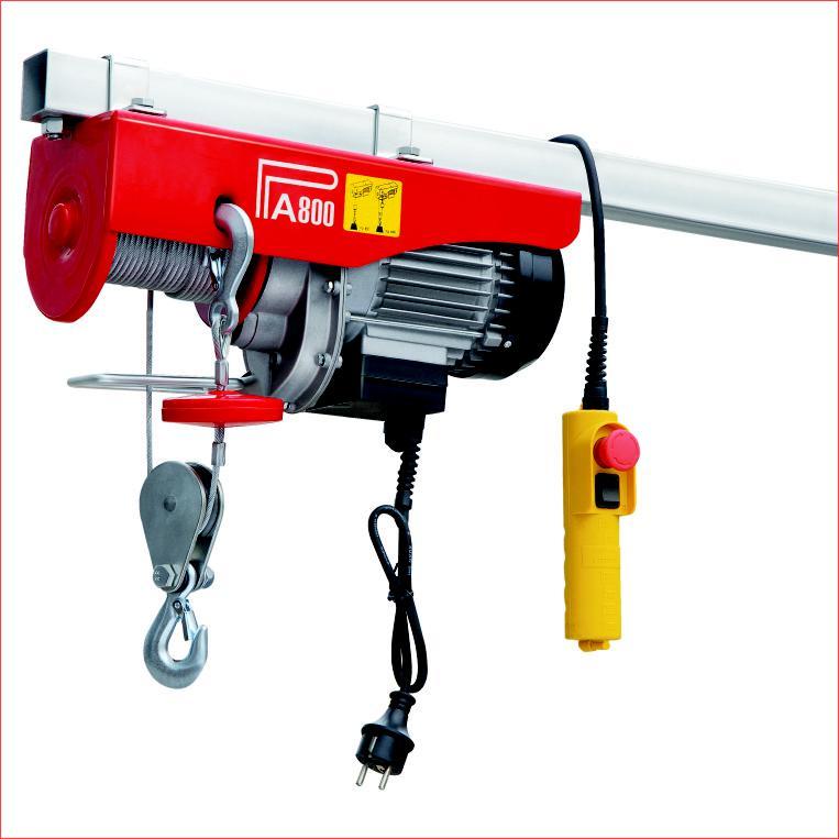 Лебедка Euro-lift РА-500А 6519
