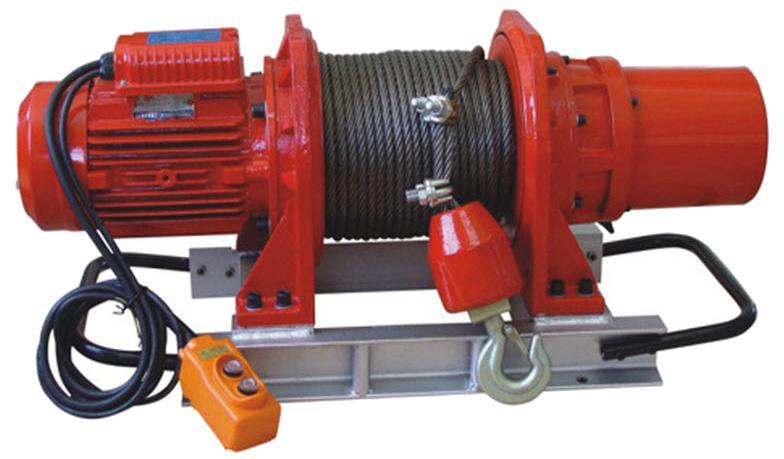 Лебедка Euro-lift Kdj-1000e1 1398