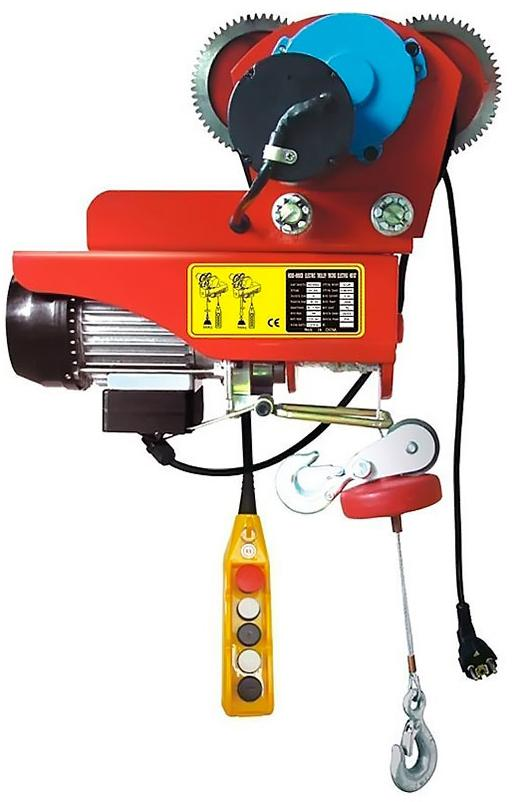 Купить Лебедка Euro-lift Kx 500 16929, Китай