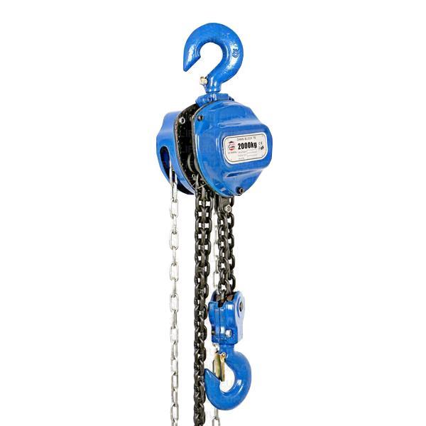 Купить Таль механическая Euro-lift ТВ - 1.0 тн, 3.0 м 22886, Китай