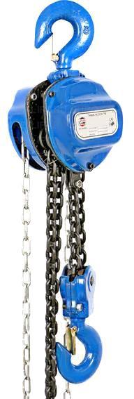 Купить Таль механическая Euro-lift ТВ - 5.0 тн, 3.0 м 22895, Китай