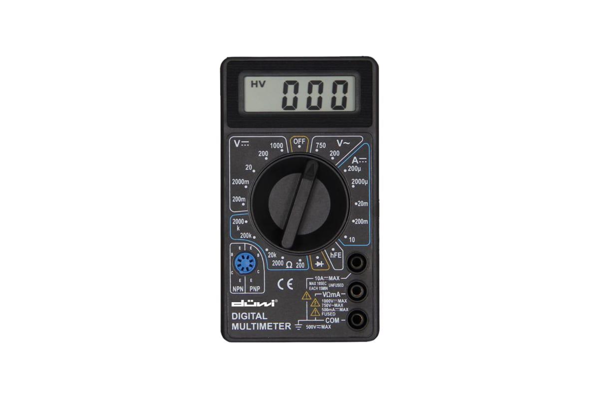 Мультиметр Duwi 26043 1