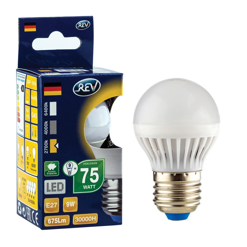 Лампа светодиодная Rev ritter 32408 9