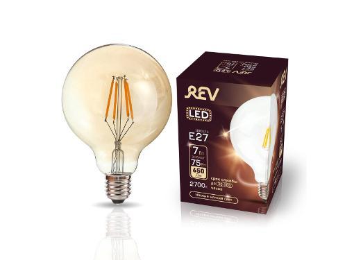 Лампа светодиодная REV 32434 8