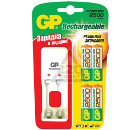 Зарядное устройство GP PB330GSC250-CR4