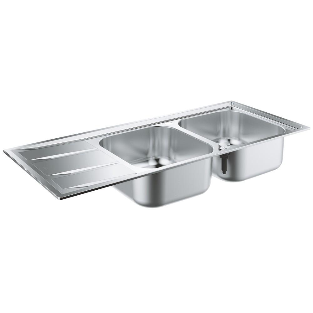 Мойка кухонная Grohe K400 31587sd0 grohe k7 32175000 для кухонной мойки
