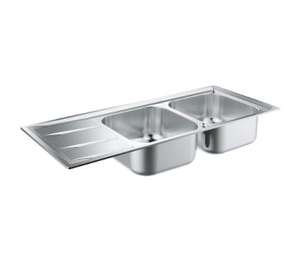 Мойка кухонная GROHE K400 31587SD0