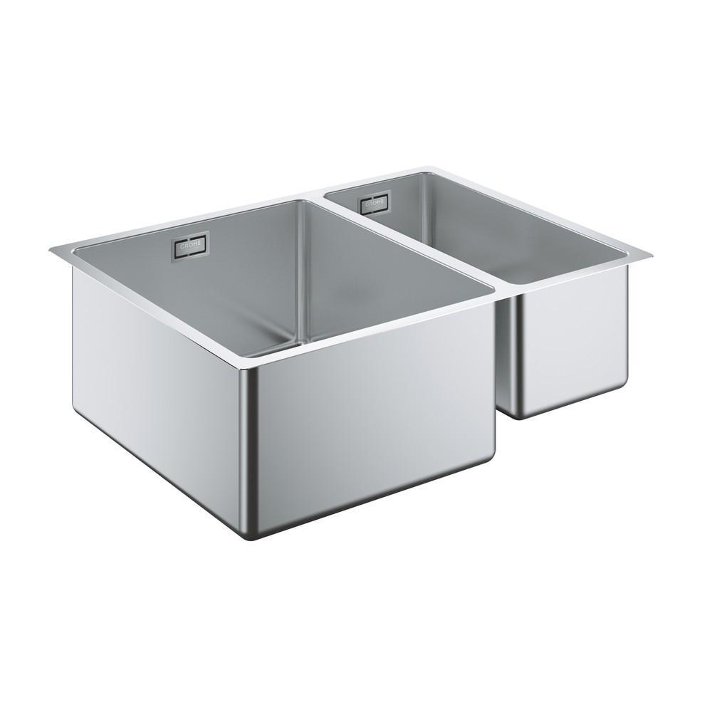 Мойка кухонная Grohe K700u 31577sd0 grohe смесительgrohe zedra 32294001 для кухонной мойки