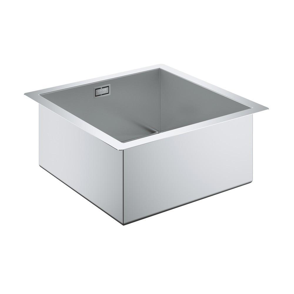 Мойка кухонная Grohe K700u cube 31578sd0 мойка кухонная grohe k700u 31577sd0