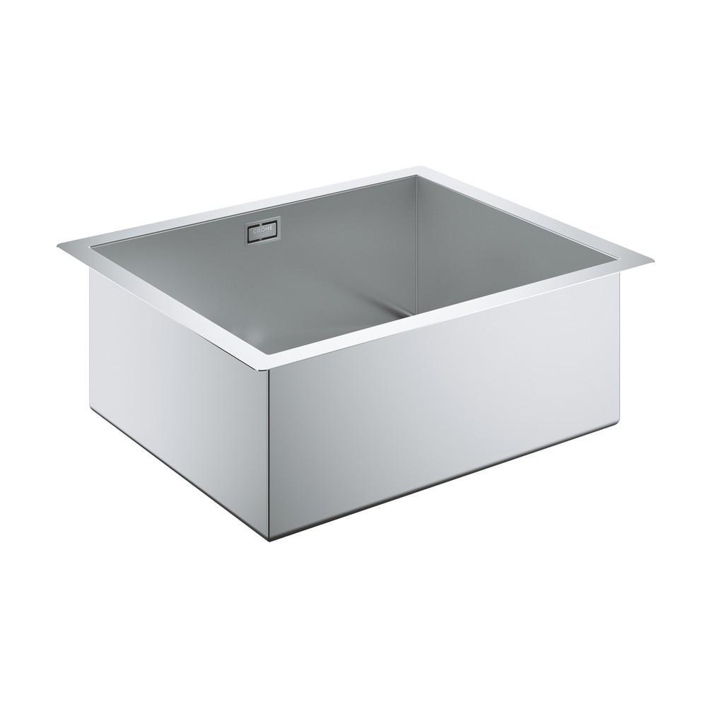 Мойка кухонная Grohe K700u cube 31579sd0 мойка кухонная grohe k700u 31577sd0