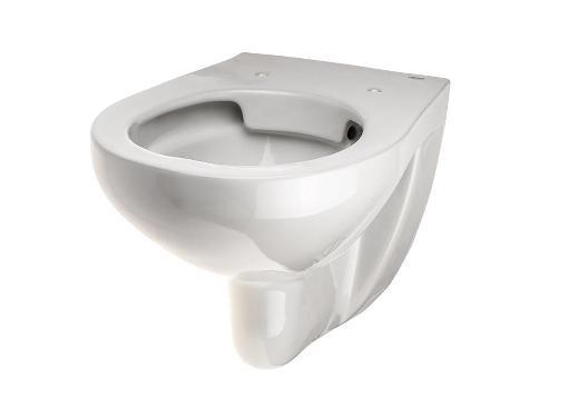 Подвесной унитаз GROHE Bau Ceramic 39427000, безободковый