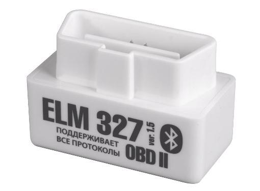 Адаптер EMITRON ELM327 Bluetooth