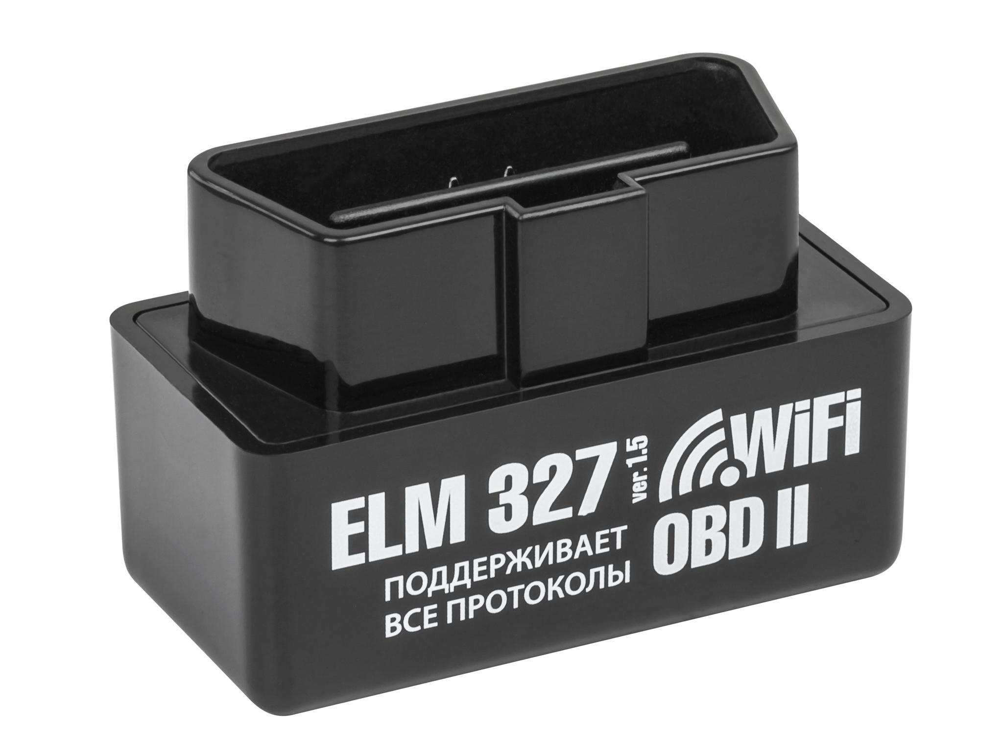 Адаптер Emitron Elm327 wi-fi wi fi адаптер totolink n150usm цвет белый