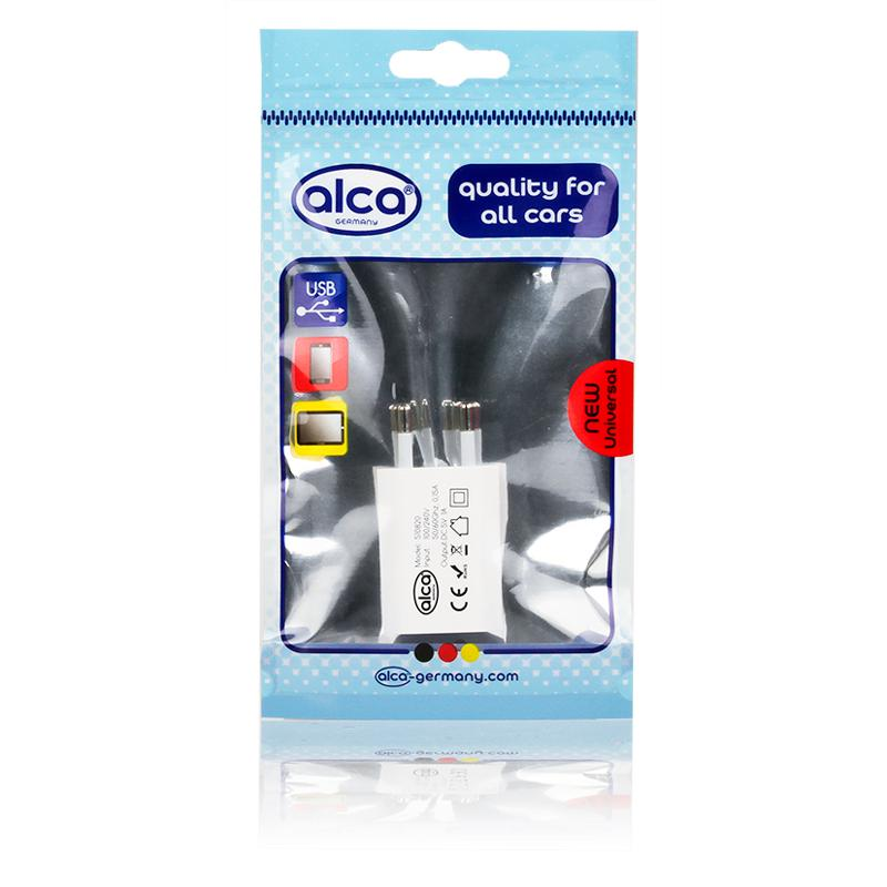 Зарядное устройство Alca 510820 зарядное устройство monero sls 21