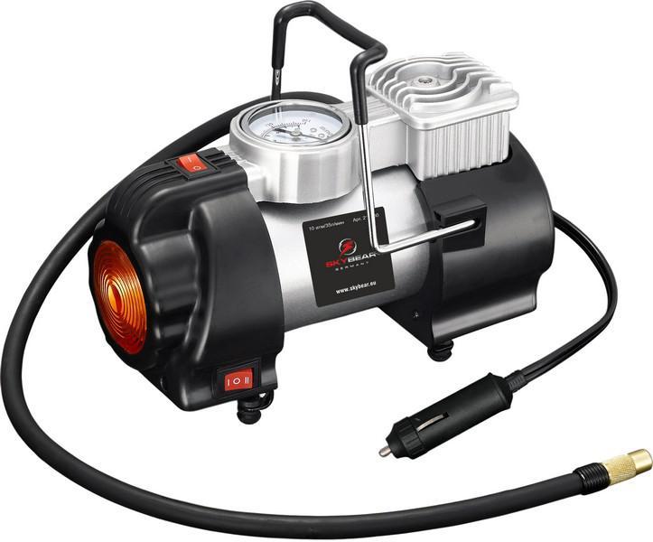 Автомобильный компрессор с фонарем Skybear 211030