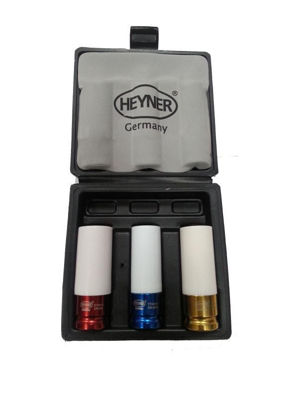 Набор головок Heyner 348500