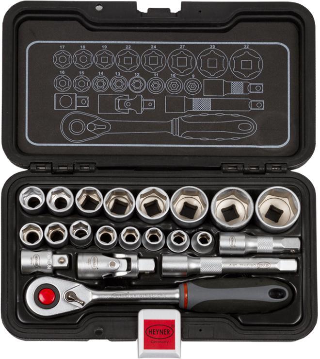 Набор инструментов Heyner 331000
