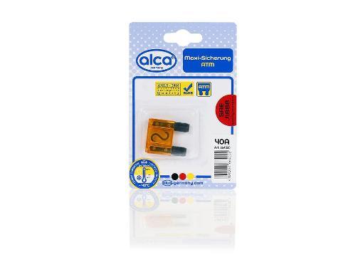 Флажковый предохранитель ALCA 40А (664000)