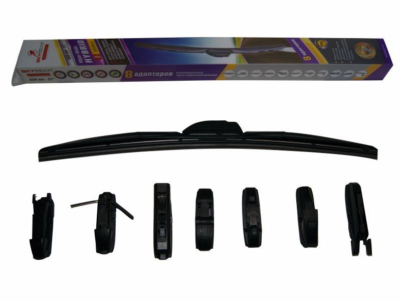 Щётка стеклоочистителя гибридная Skybear 550мм (707220)