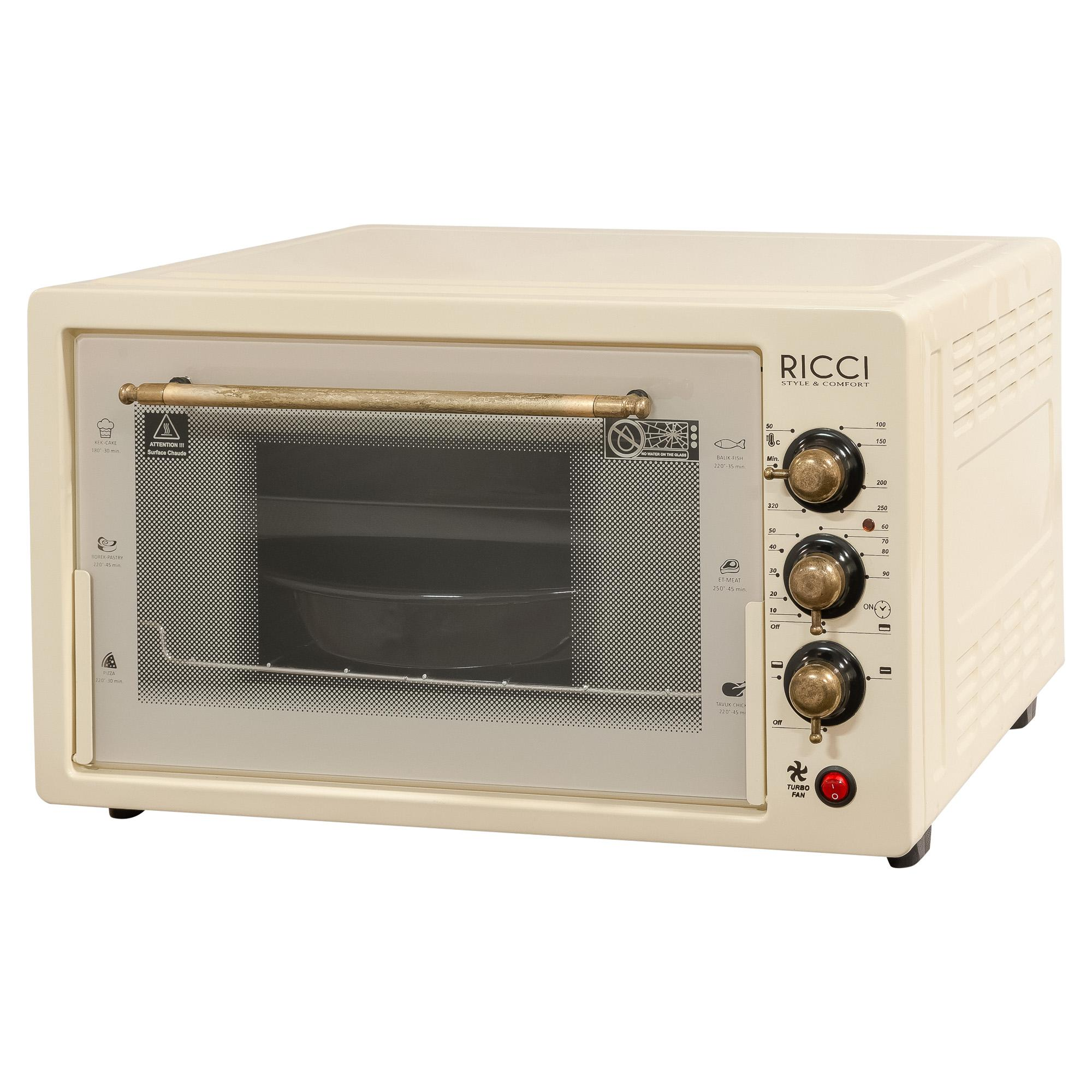 Духовка электрическая Ricci 5003bg
