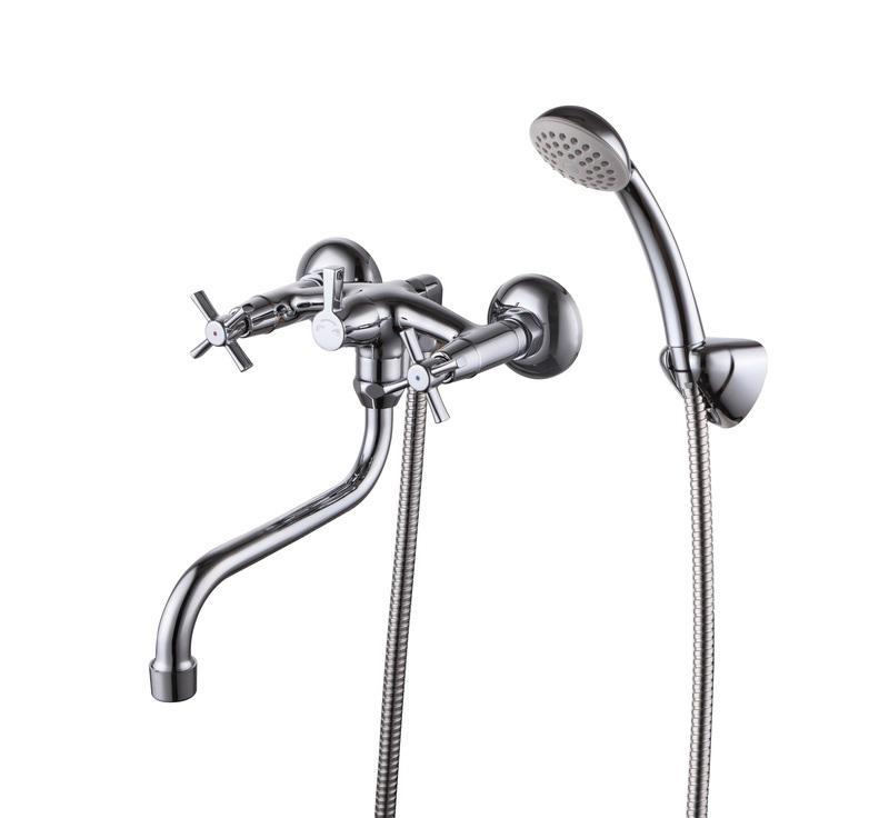 Смеситель для ванны Milardo Ontario ontsbc0m02