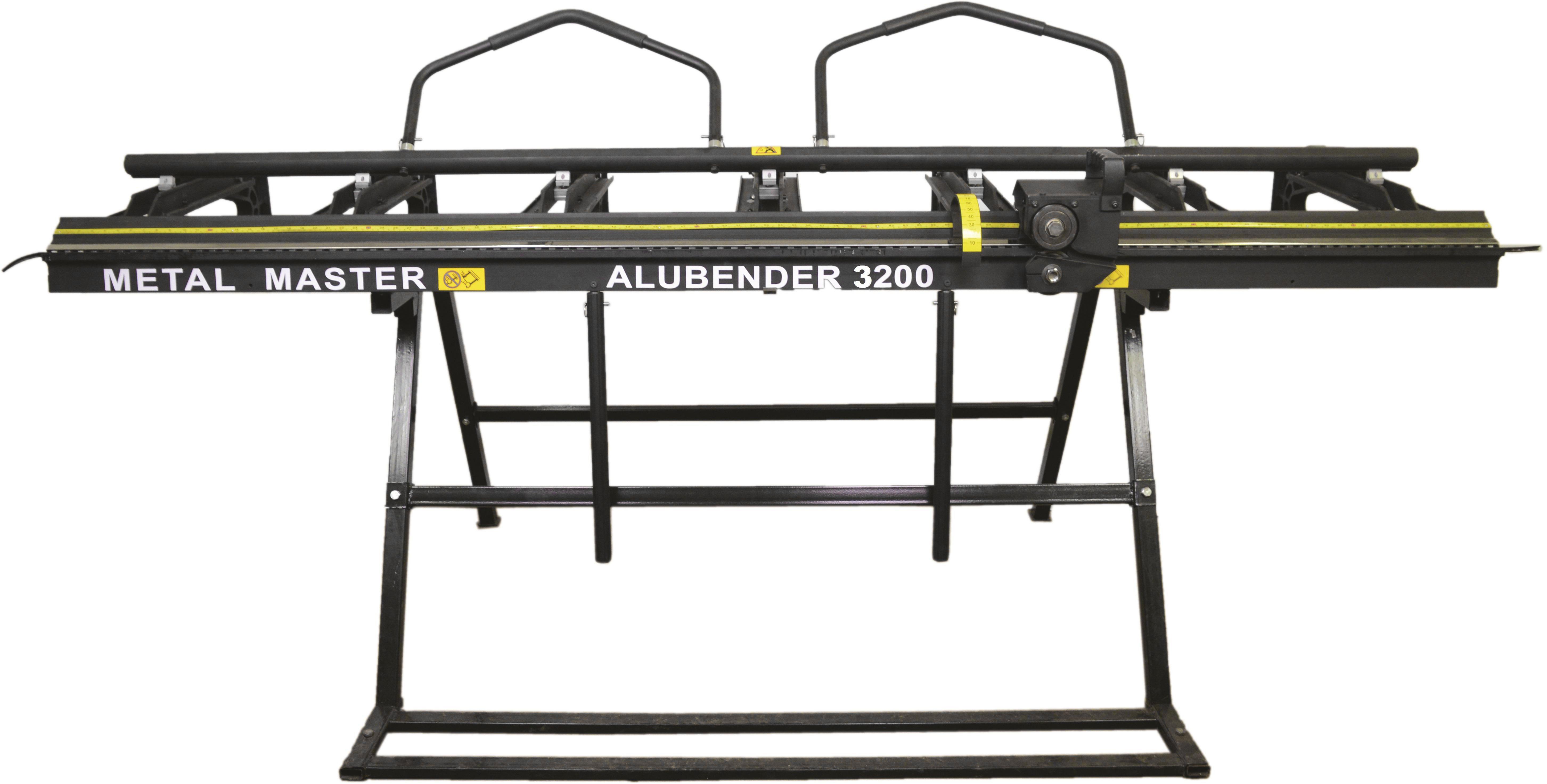 Станок листогибочный Metalmaster Alubender 3200