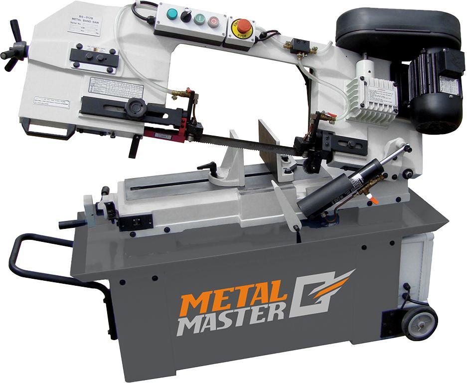 Станок ленточнопильный Metalmaster Bsm-912b