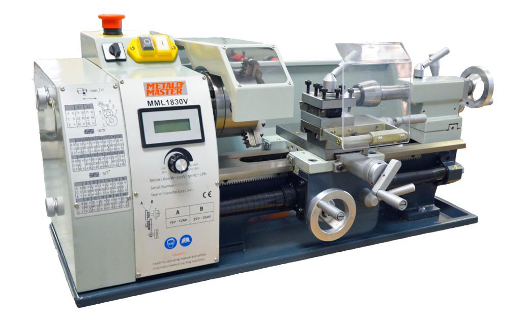 Купить Станок токарный Metalmaster Mml 1830v
