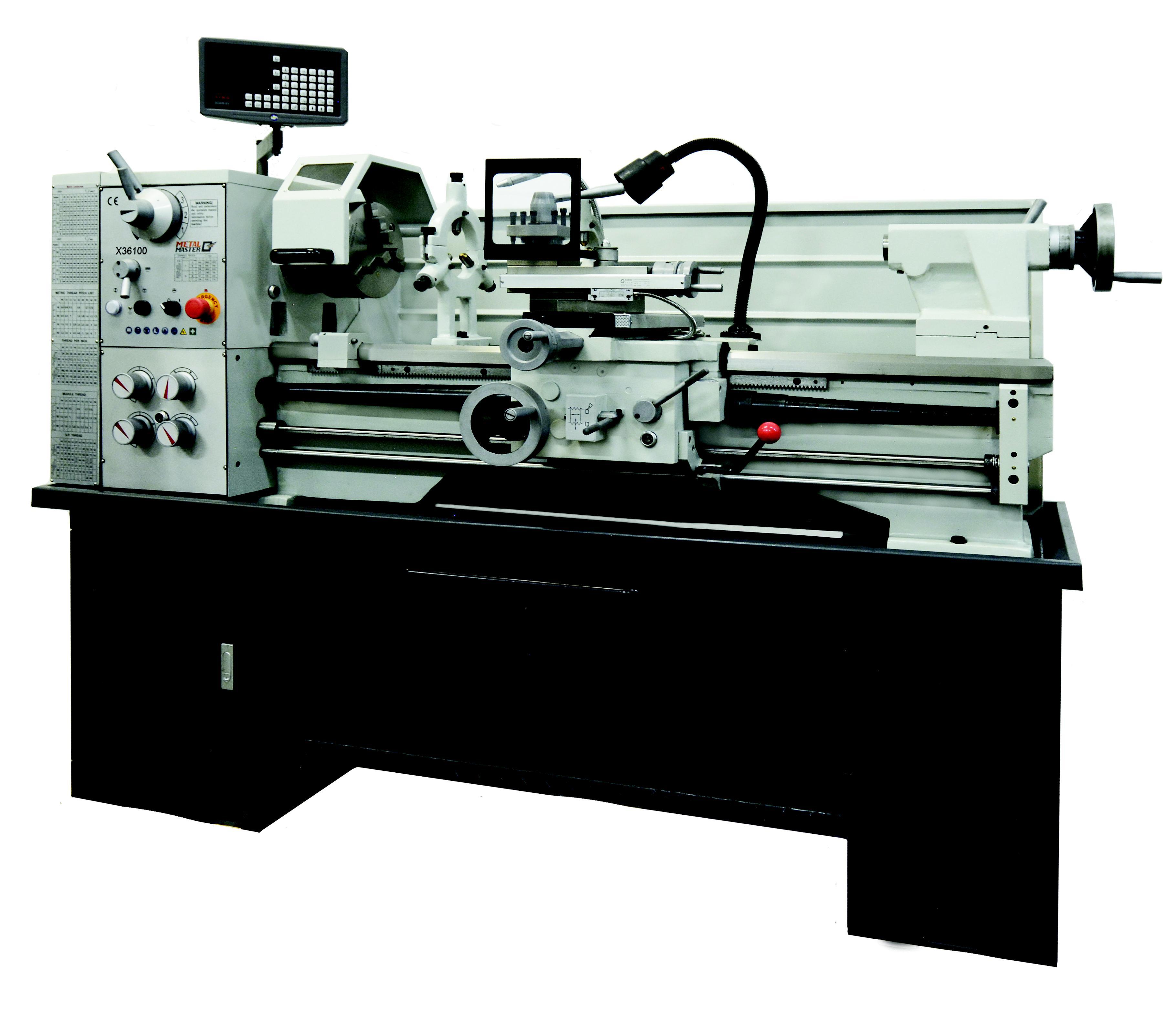 Токарно-винторезный станок Metalmaster X36100