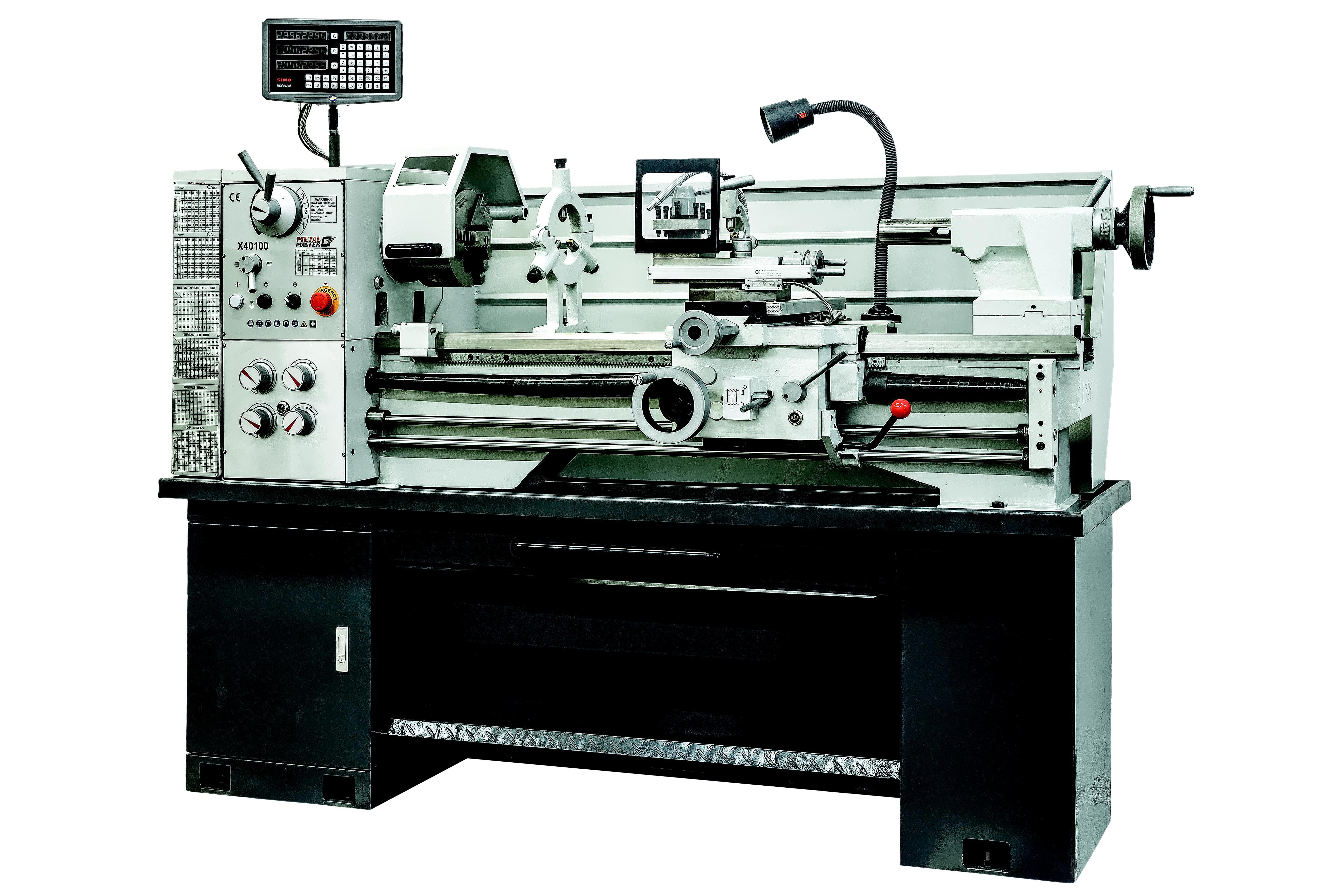 Токарно-винторезный станок Metalmaster X40100