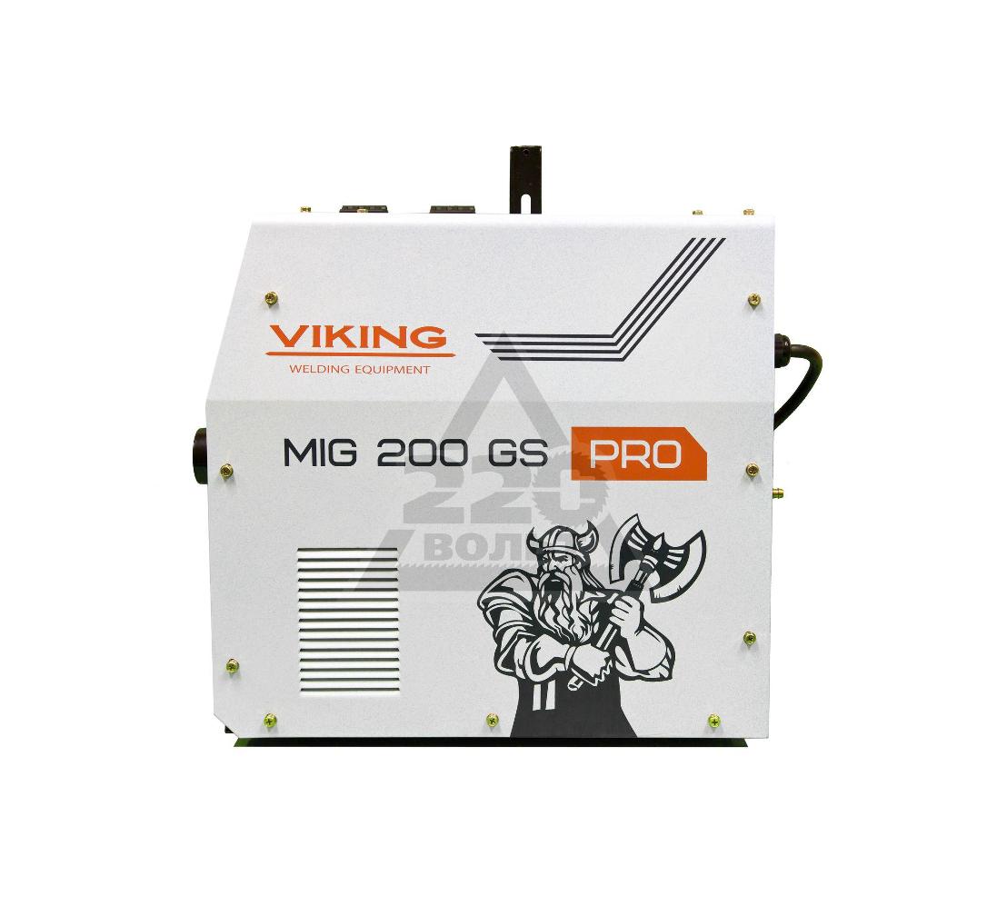Сварочный полуавтомат VIKING. Сварочный полуавтомат VIKING MIG 200GS PRO