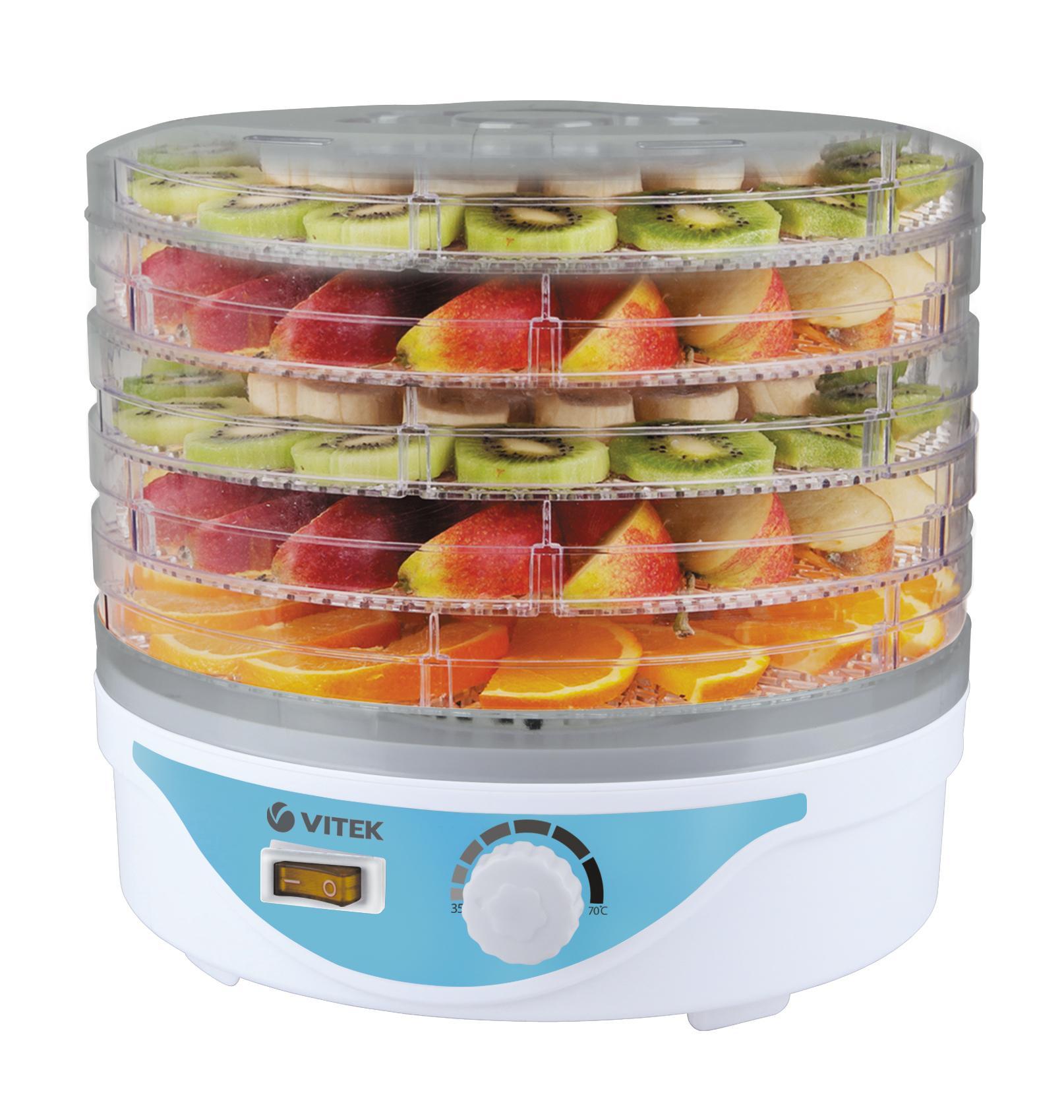 Сушилка для овощей Vitek 5055(w)