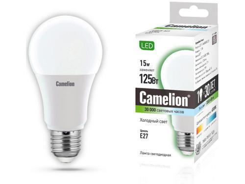 Купить Лампа Camelion Led15-a60/845/e27